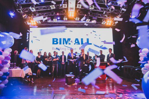 BIM4ALL 5-jarig Jubileum